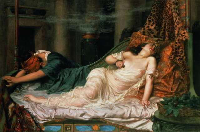 La Mort de Cleopâtre Arthur