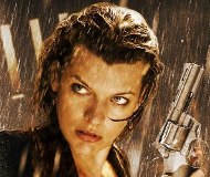 Milla Jovovich (Alice) dans Resident Evil: Afterlife