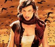 Milla Jovovich (Alice) dans Resident Evil: Extinction
