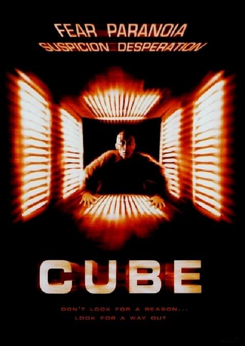 Peur et paranoïa dans le Cube