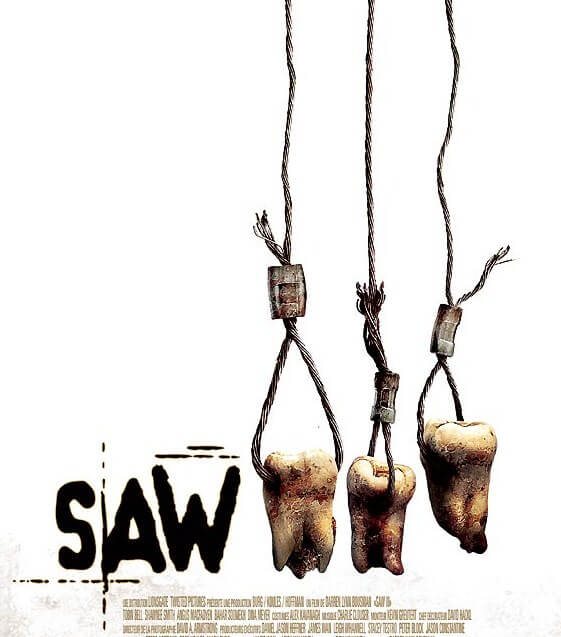 Saw 3 l'affiche du film