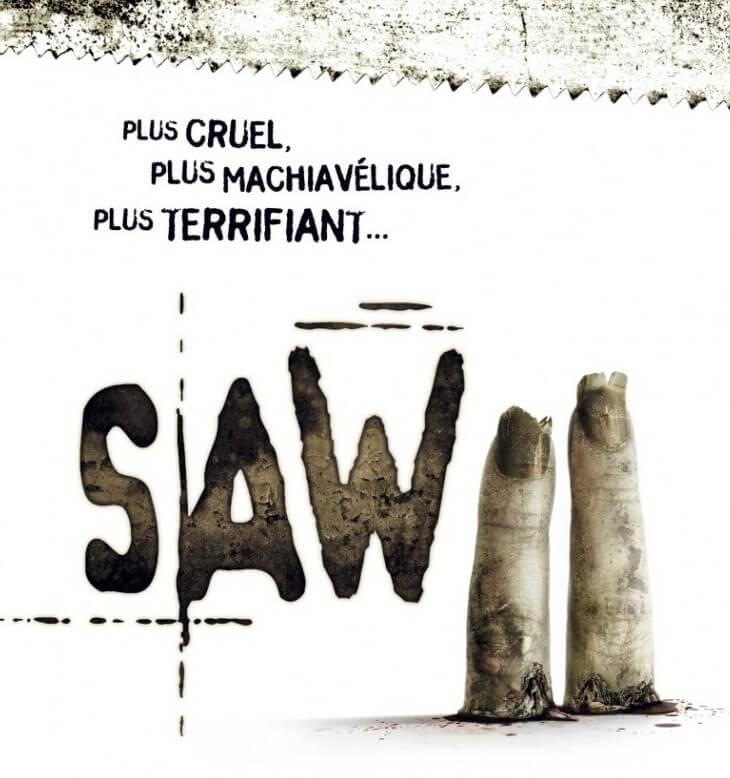Saw 2 l'affiche du film