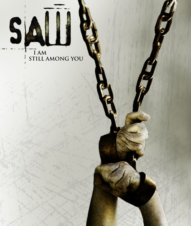 Saw 5 l'affiche du film