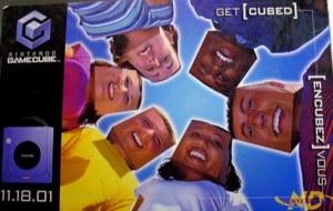 Gamecube : Encubez-vous ! Get cubed