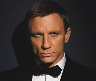 Daniel Craig incarne l'agent secret James Bond