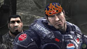 Gears of War Pepsi