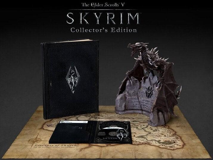 Skyrim Collector