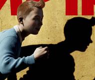 Tintin au cinéma