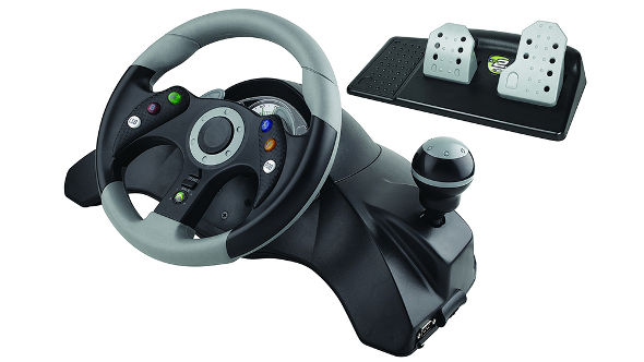 Wireless Racing Wheel de Mad Catz