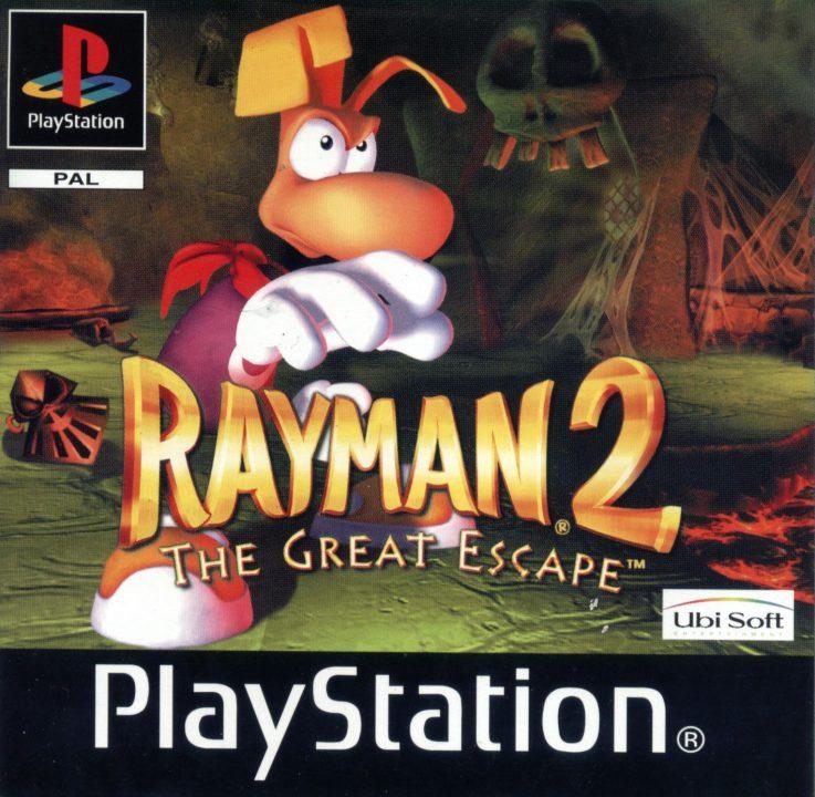Rayman 2 Playstation