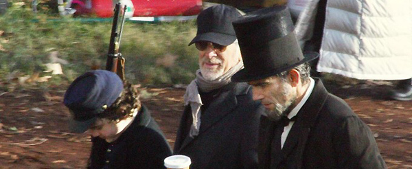 Lincoln de Spielberg