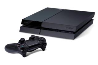 Console Sony PS4 et sa manette
