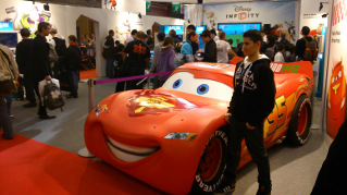 Paris Games Week 2013 : Disney Cars