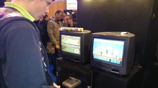 Paris Games Week 2013 : le rétro gaming à l'honneur