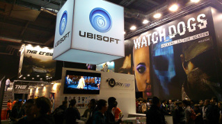 Paris Games Week 2013 : le stand Ubisoft