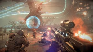 Killzone : Shadow Fall sur PS4