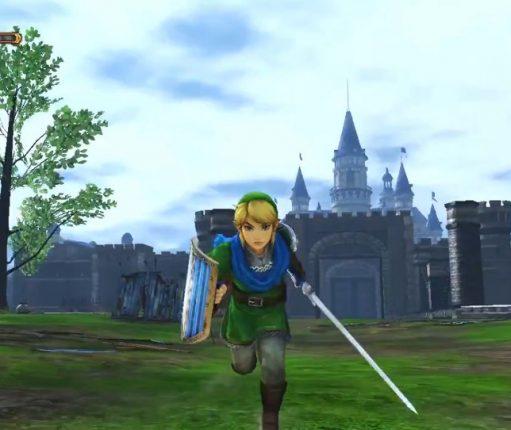 Zelda Hyrule Warriors annoncé sur Wii U !