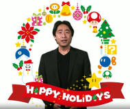 Satoru Shibata : Happy Holidays !