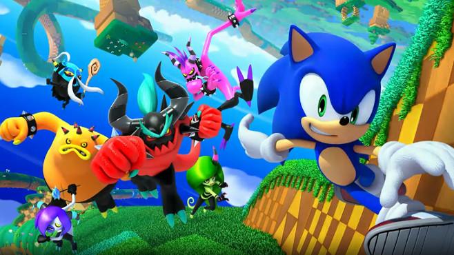 Sonic Lost Worlds : DLC mystère pour début 2014