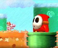 Yoshi's New Island sur 3DS