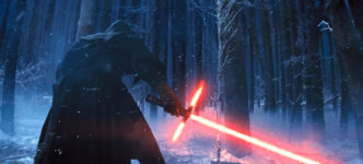 Star Wars 7 Lightsaber