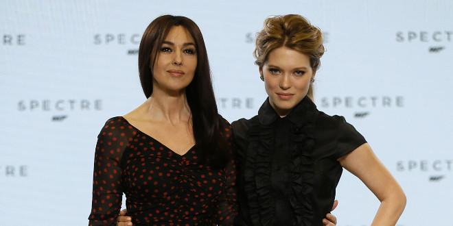 Monica Bellucci et Léa Seydoux à l'affiche de Spectre