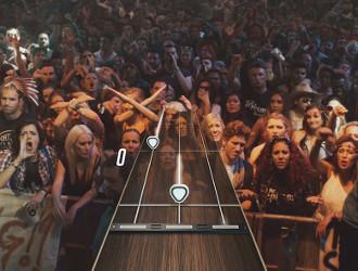 Guitar Hero Live : hué par le public !