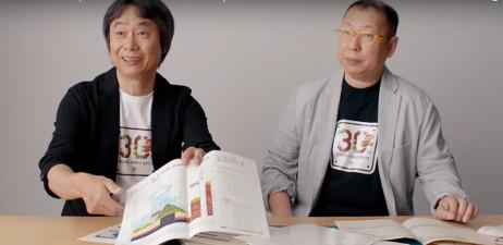 Miyamoto et Tezuka