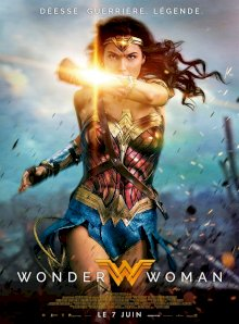 Wonder Woman - l'affiche du film