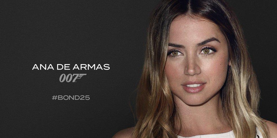 Paloma (Ana de Armas)