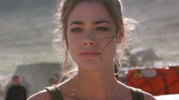 Dr Christmas Jones (Denise Richards)