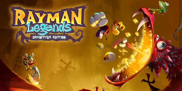 Rayman Legends : Definitive Edition