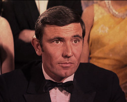 George Lazenby en James Bond
