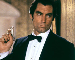 Timothy Dalton en James Bond