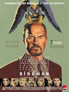 Birdman - l'affiche du film
