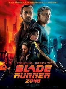 Blade Runner 2049 - l'affiche du film