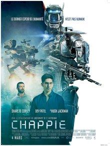 Chappie - l'affiche du film