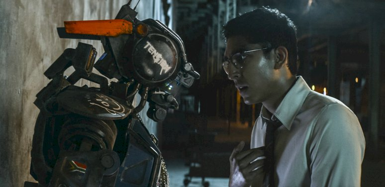 Chappie - photo du film