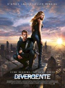 Divergente - l'affiche du film