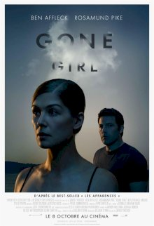 Gone Girl - l'affiche du film