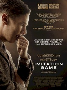 Imitation Game - l'affiche du film