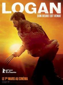 Logan - l'affiche du film