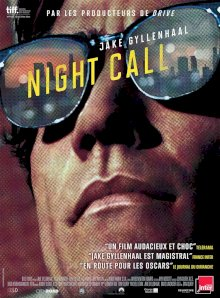 Night Call - l'affiche du film