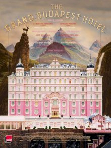 The Grand Budapest Hotel - l'affiche du film