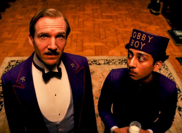 The Grand Budapest Hotel - photo du film