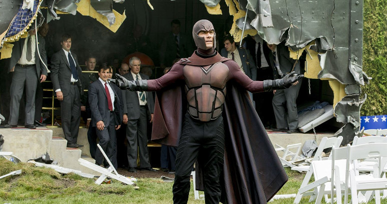 X-Men: Days of Future Past - photo du film