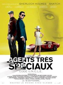 Agents très spéciaux - Code U.N.C.L.E - l'affiche du film