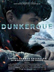 Dunkerque - l'affiche du film