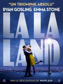 La La Land - l'affiche du film
