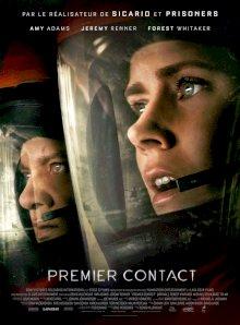 Premier Contact - l'affiche du film